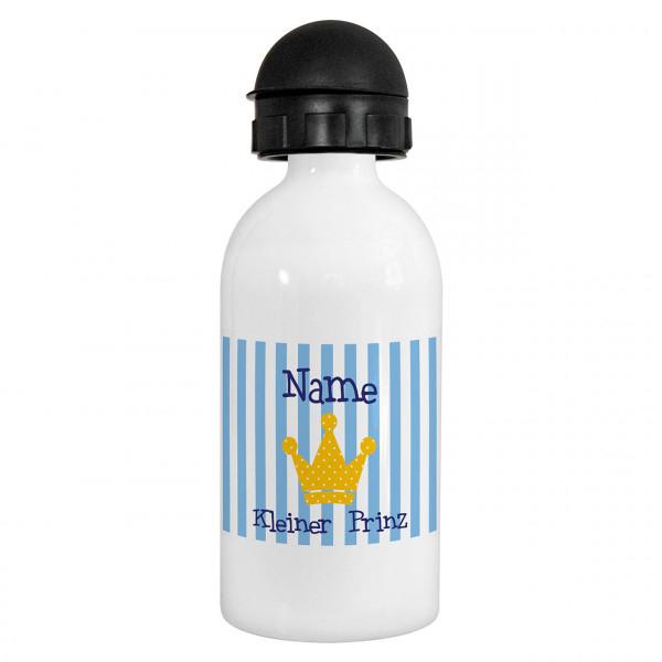 Alu-Trinkflasche mit Sportverschluss Motiv Kleiner Prinz