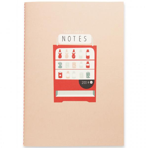 Notizbuch Cool + Fresh