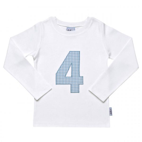 """Shirt """"Ich bin...1,2,3..."""""""