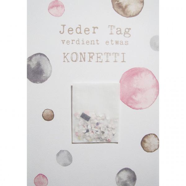 """Poster """"Konfetti"""""""