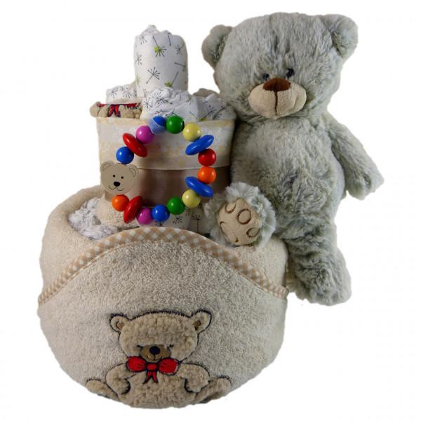 Windeltorte Schmuse-Teddy