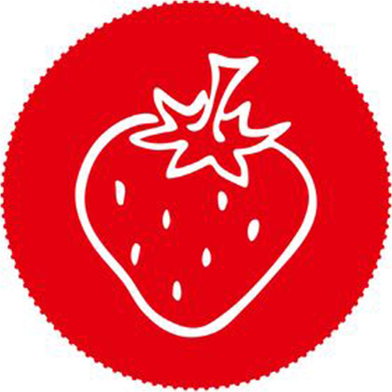 La fraise rouge